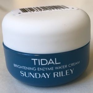 5 FOR $25! SUNDAY RILEY Tidal Brightening Cream